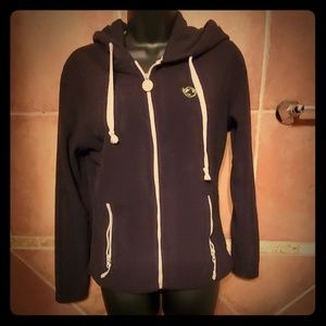 Women size small black hoodie